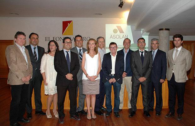 Nueva-junta-directiva-de-ASOLAN-mayo2014