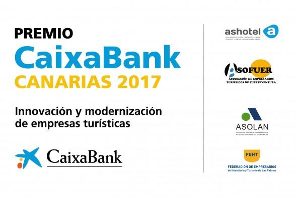 II Ed. Premio CaixaBank de Innovación y Modernización de Empresas Turísticas en Canaria 2017