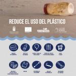 REDUCE EL USO DEL PLASTICO