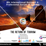 CEHAT Informa 062/21: Inscríbete ya en Futurismo 2021: The Return of Tourism (22 y 23 de abril)