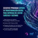 CEHAT Informa 143/21: Últimas plazas - Apúntate al Executive Program de transformación digital en turismo